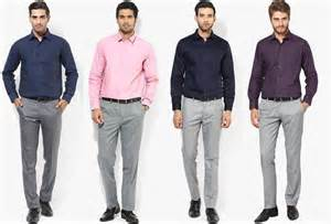 what colour goes with grey clothes men s guide to perfect pant shirt combination looksgud in