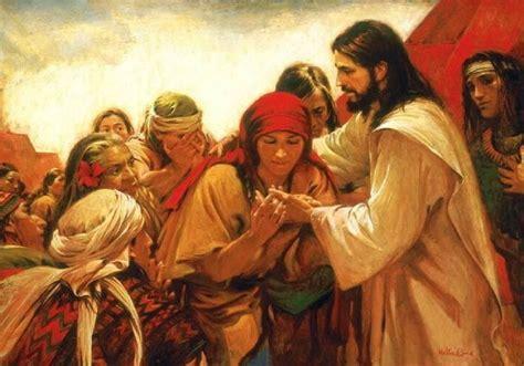 imagenes de jesus dando amor palabra de dios diaria lecturas del viernes v de pascua
