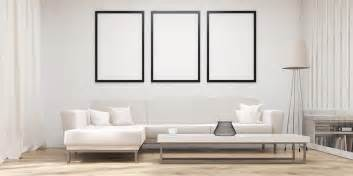 White Interiors Homes 7 Tips To Creating A Minimalist Living Room