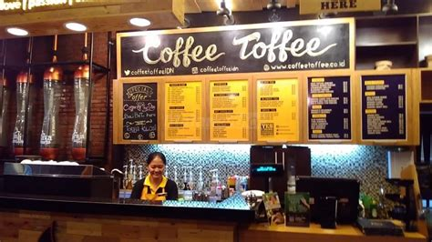 Menu Coffee Toffee Malang hobi kopi asli indonesia datang ke coffee toffee