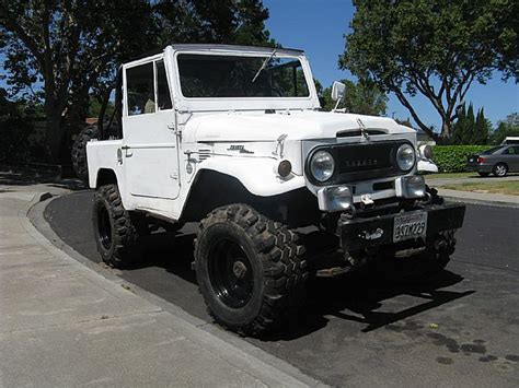 Toyota Fj 40 For Sale 1967 Toyota Fj40 For Sale Santa Clara California