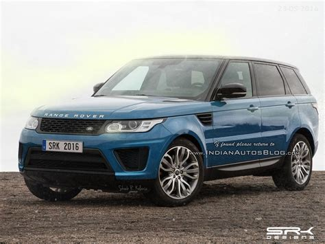 land rover new model 2017 2017 range rover sport facelift rendering