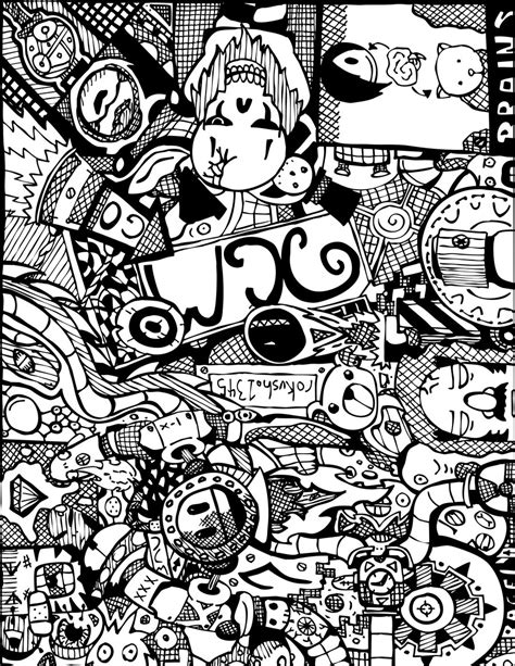 Contemporary Style Of Cool Sharpie Designs Margusriga Awesome Designs Drawings