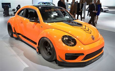volkswagen beetle race car 2015 volkswagen beetle rear drive widebody by foust