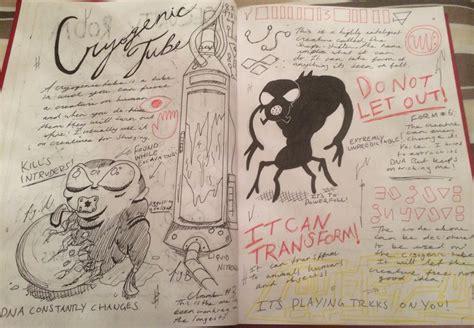 printable journal pages gravity falls gravityfalls08 hasan deviantart