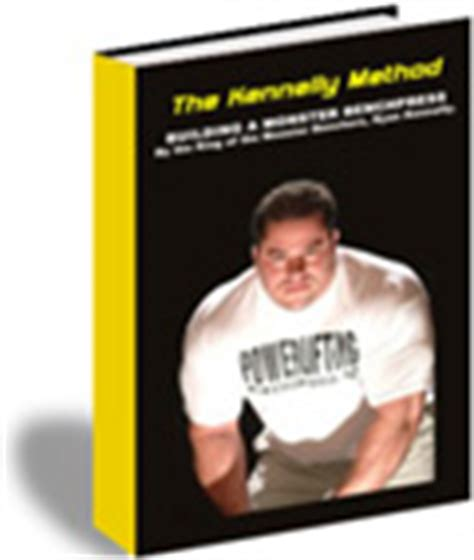 ryan kennelly bench press routine ryan kennelly bench press routine tips