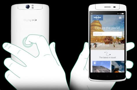 Tablet Oppo Tablet Oppo oppo n1 officially announced comes with rotating