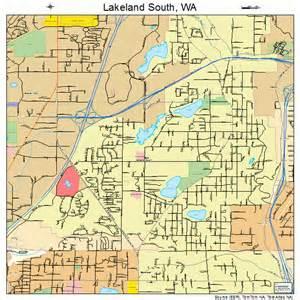 map of lakeland florida lakeland south washington map 5337430