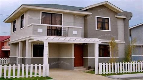 home design inside and outside small house design pictures in the philippines youtube
