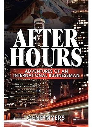 after hours the boardroom books gene myers author