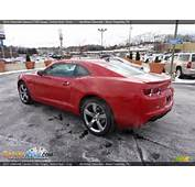 2011 Chevrolet Camaro LT/RS Coupe Victory Red / Gray Photo 5