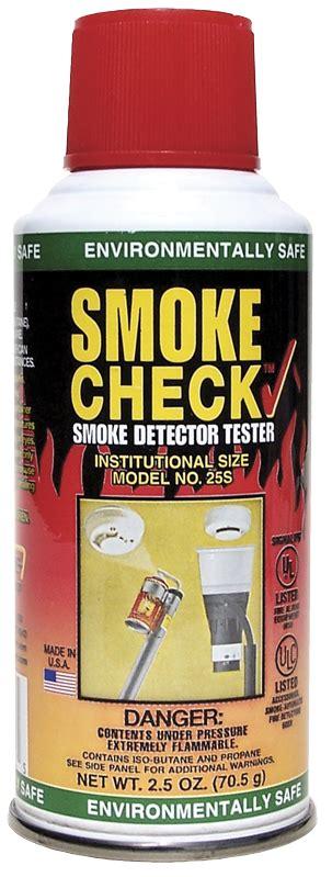 Smoke Check Hsi Smoke Check Tester Hsi smoke check smoke detector tester