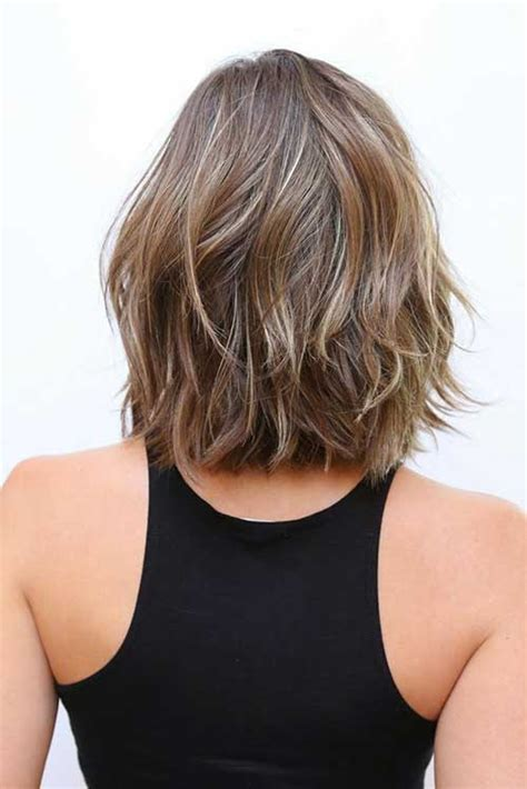 Medium Bob Back Of Hair Picture | 15 long bob haircuts back view bob hairstyles 2017
