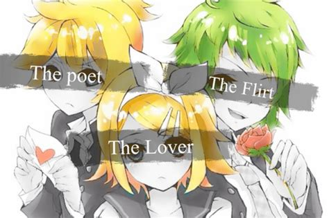 len x rin x gumi we it anime edit and gumi