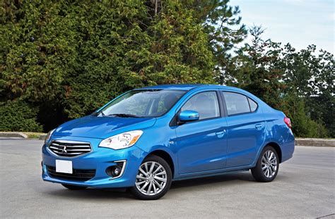 mitsubishi mirage 2017 mitsubishi mirage g4 the car magazine