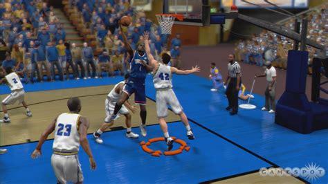ncaa college hoops 2k8 college hoops 2k8 hands on legacy mode spotlight gamespot