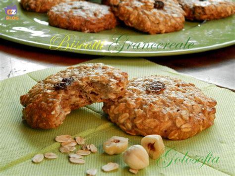 biscotti fatti in casa senza burro biscotti grancereale fatti in casa ricetta buonissima
