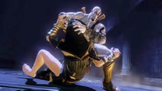 Like god of war ascension it s a violent video game i ve