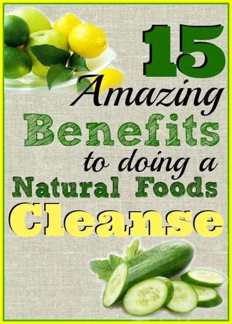 How To Detox Before Starting A Diet by 15 Great Reasons To Do A Foods Cleanse At