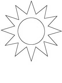 what color is the sun really sun coloring pages getcoloringpages