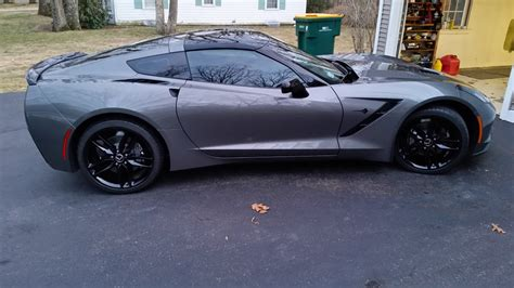for sale 2015 2lt shark grey corvetteforum chevrolet