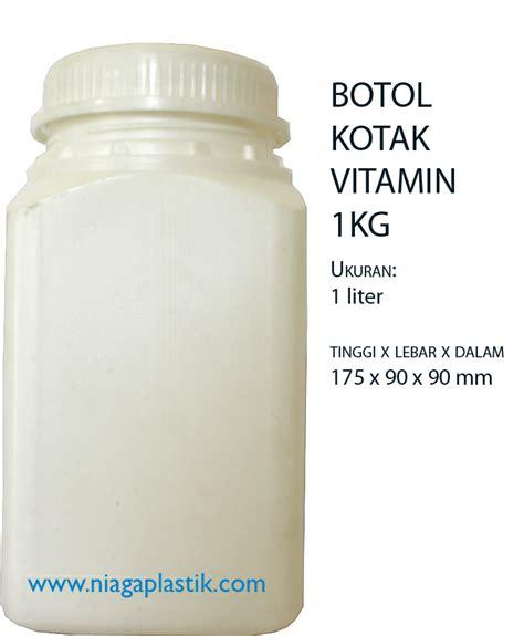 Teh Botol Kotak 1 Liter botol kemasan berkualitas