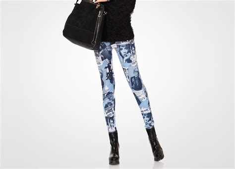 pattern velvet leggings wholesale fashion velvet patterned leggings china leggings