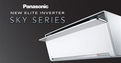 Ac Panasonic Sky Series Air Conditioner Panasonic Malaysia