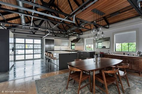 Commercial Kitchen Designers by How To Design An Industrial Style Kitchen