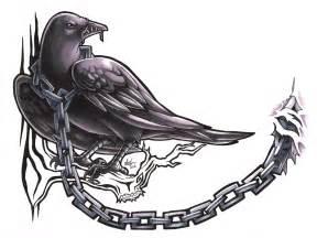 tattoo flash ravens raven tattoo weasyl