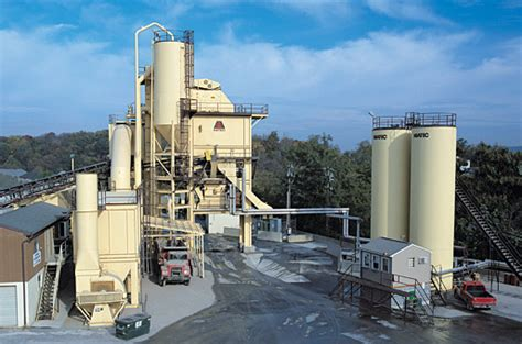 pug mill asphalt plant astec asphalt plants