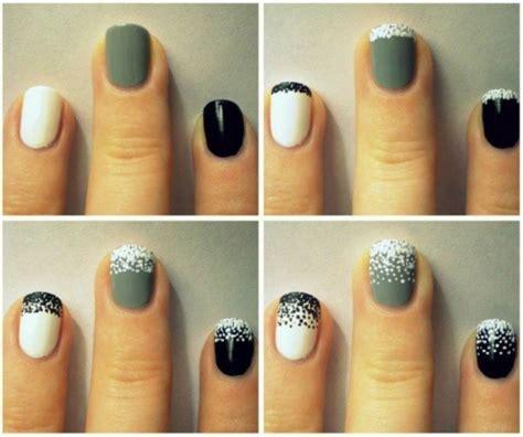 tutorial unghie nail art 5 tutorial nail art con unghie corte lei trendy
