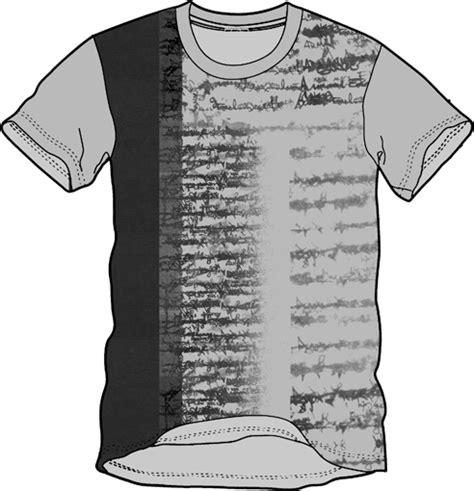 desain grafis fashion spine wire desain kaos desain t shirt desain baju