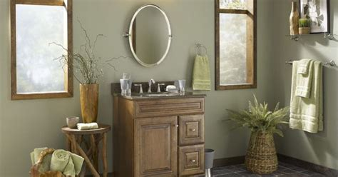 tropical bathroom by lowe s home improvement valspar s linen 6001 1c colors to use