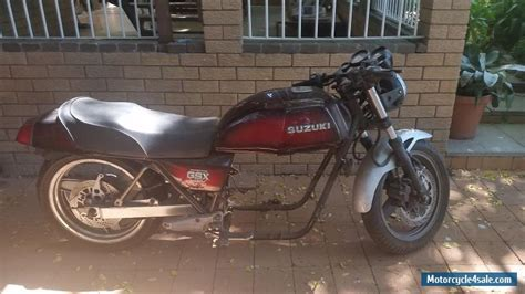 Suzuki Drag Bike Suzuki Gsx750 For Sale In Australia