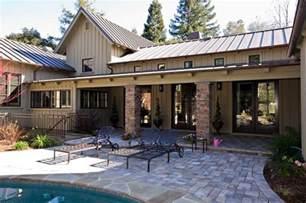 Napa Valley Home Decor by Napa Valley Style Custom Estate Home By Custom Home