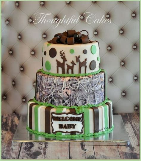 Baby Shower Cakes Camo by Camouflage Baby Shower Ideas Baby Ideas