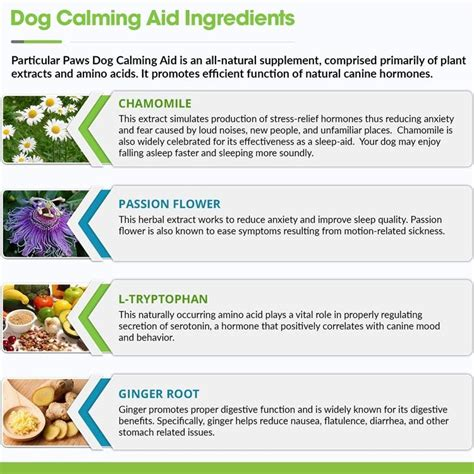 calming aid for dogs buy glucosamine for dogs joint and hip treats particular paws