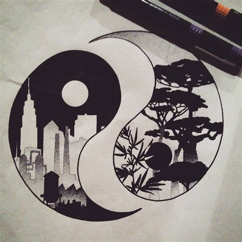 couples yin yang tattoos 30 matching ideas for couples yin yang city and