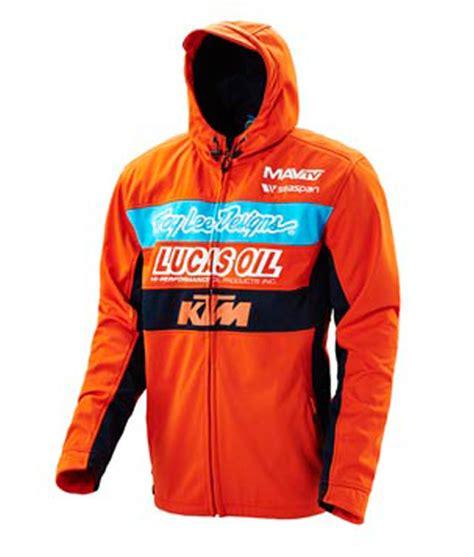 design jacket for team 2016 ktm troy lee designs factory team jacket aomc mx
