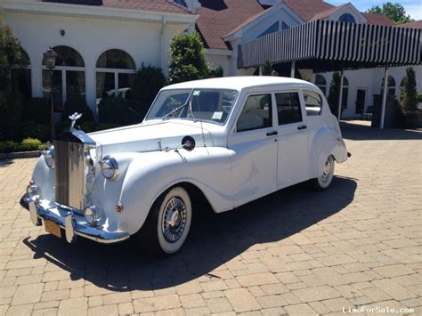 classic limo used 1966 rolls royce princess antique classic limo