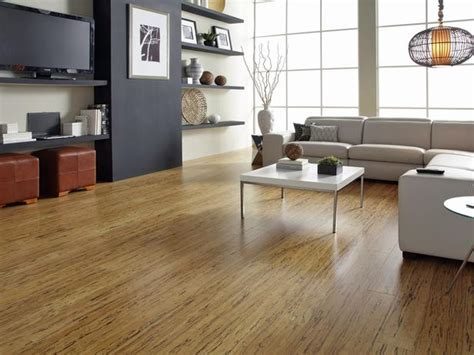 Types Of Flooring For Living Room by Bamboo Flooring The Upcoming Trend In Decorating Your