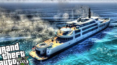 mod gta 5 yacht yacht on fire gta 5 pc mod youtube