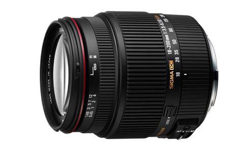 Sigma Digital forbedret zoomobjektiv fra sigma digital foto no
