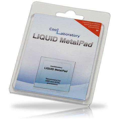 i am a metal that is liquid at room temperature coollaboratory liquid metalpad coollaboratory