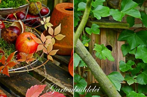 Ideen Herbstdeko Fenster by Herbstdeko Ideen Kreativ Bunt Den Garten Dekorieren