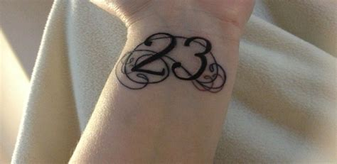 number tattoos with huge variety in meanings tattoos win