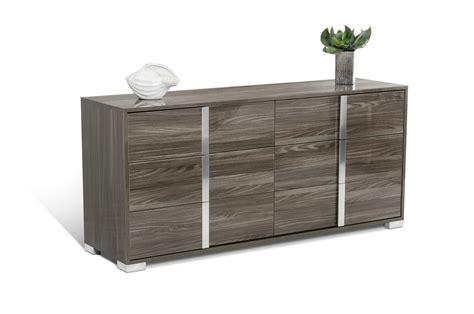 modern gray bedroom modrest san marino modern grey bedroom set