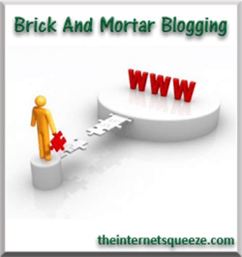 Brick And Mortar Schools With Mba by Why Blogging Is Not The Solution For Brick And Mortar
