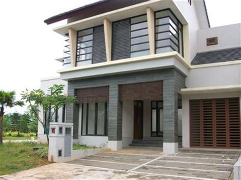desain tak depan rumah idaman desain rumah minimalis 2 lantai 1309110303